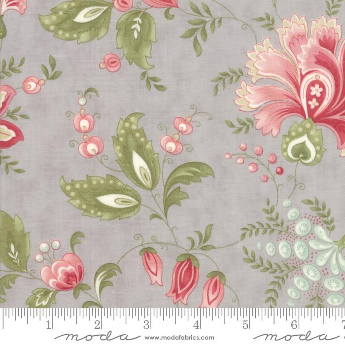 Ritagli d'Arte – Tessuti – Collezione Porcelain by 3 Sisters – Moda Fabrics – 44190-13