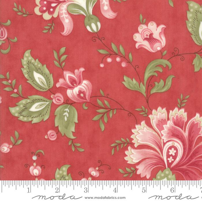 Ritagli d'Arte – Tessuti – Collezione Porcelain by 3 Sisters – Moda Fabrics – 44190-16