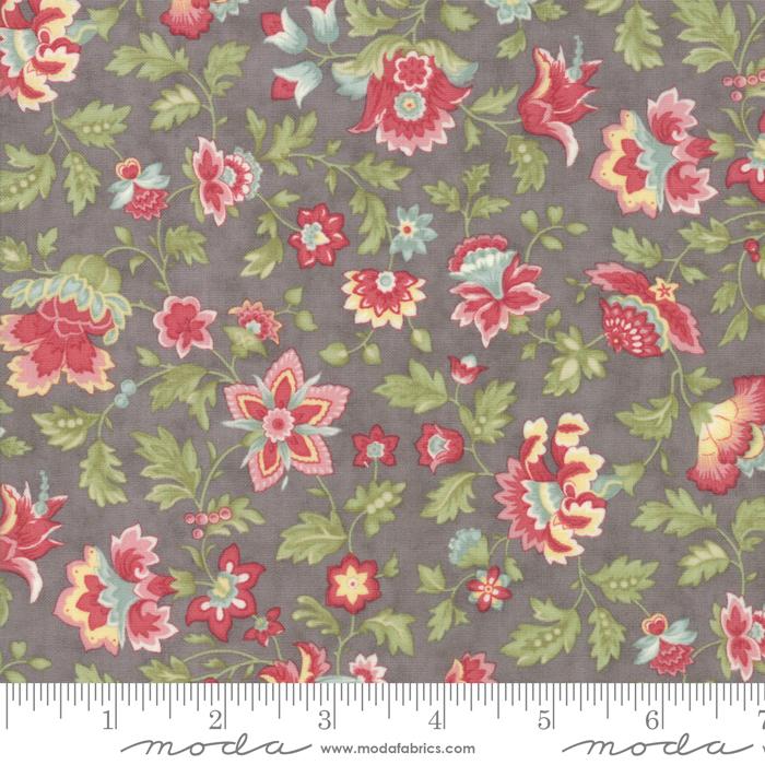 Ritagli d'Arte – Tessuti – Collezione Porcelain by 3 Sisters – Moda Fabrics – 44191-12