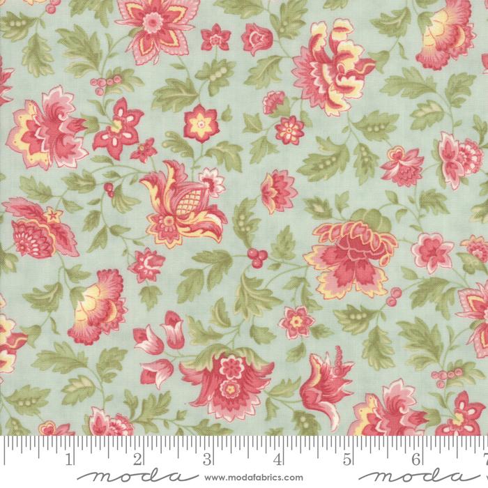 Ritagli d'Arte – Tessuti – Collezione Porcelain by 3 Sisters – Moda Fabrics – 44191-14