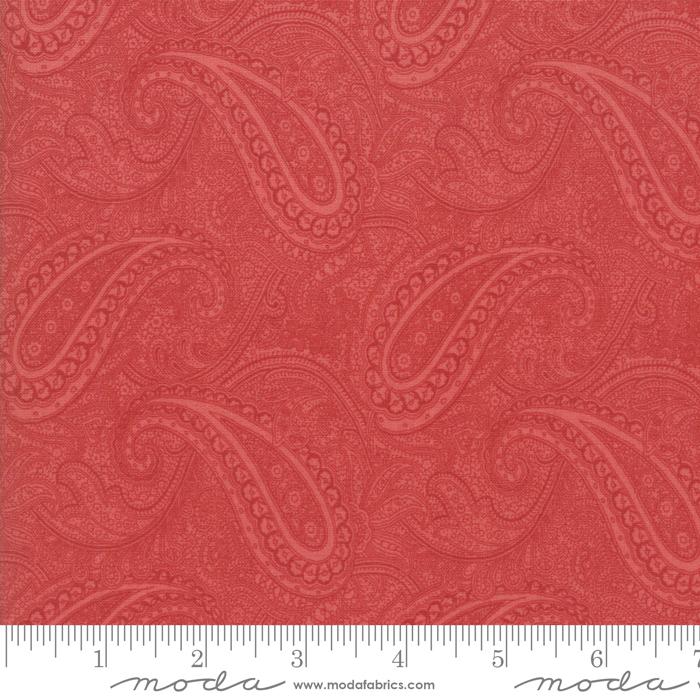 Ritagli d'Arte – Tessuti – Collezione Porcelain by 3 Sisters – Moda Fabrics – 44192-16