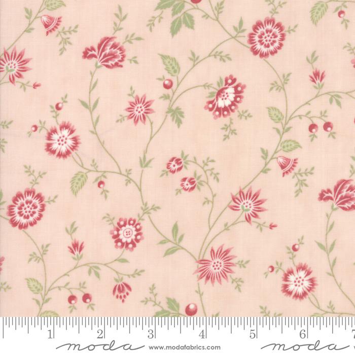 Ritagli d'Arte – Tessuti – Collezione Porcelain by 3 Sisters – Moda Fabrics – 44193-15