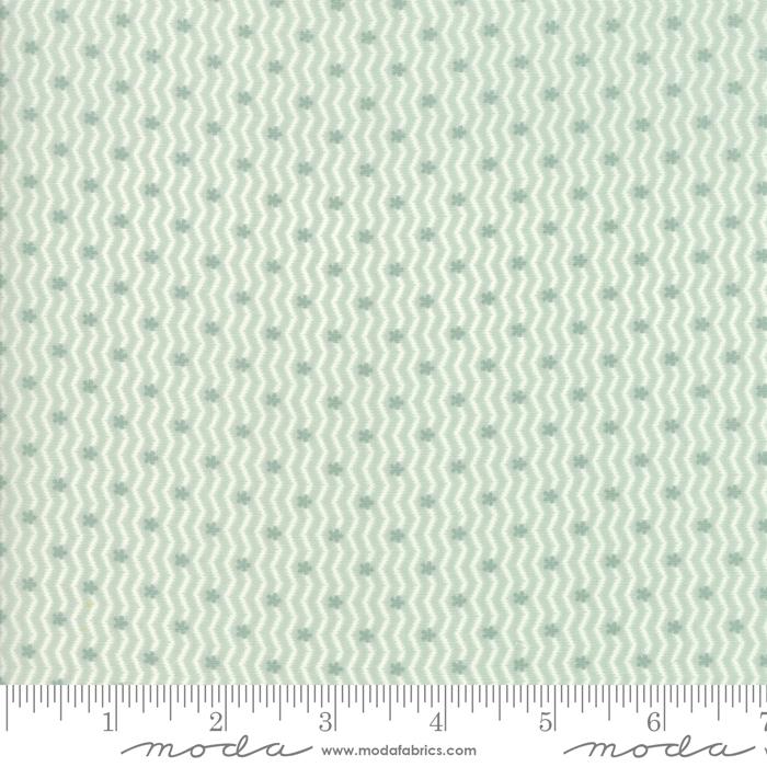 Ritagli d'Arte – Tessuti – Collezione Porcelain by 3 Sisters – Moda Fabrics – 44196-14