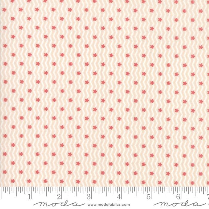 Ritagli d'Arte – Tessuti – Collezione Porcelain by 3 Sisters – Moda Fabrics – 44196-15