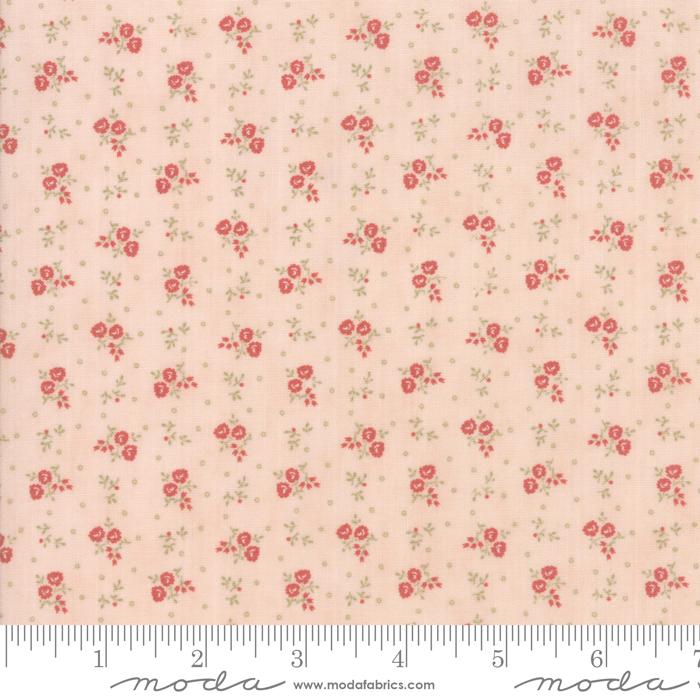 Ritagli d'Arte – Tessuti – Collezione Porcelain by 3 Sisters – Moda Fabrics – 44197-15