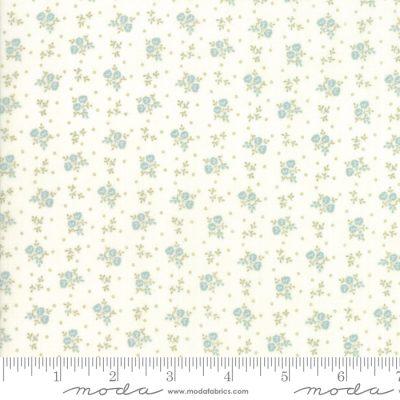 Ritagli d'Arte - Tessuti - Collezione Porcelain by 3 Sisters - Moda Fabrics - 44197-22