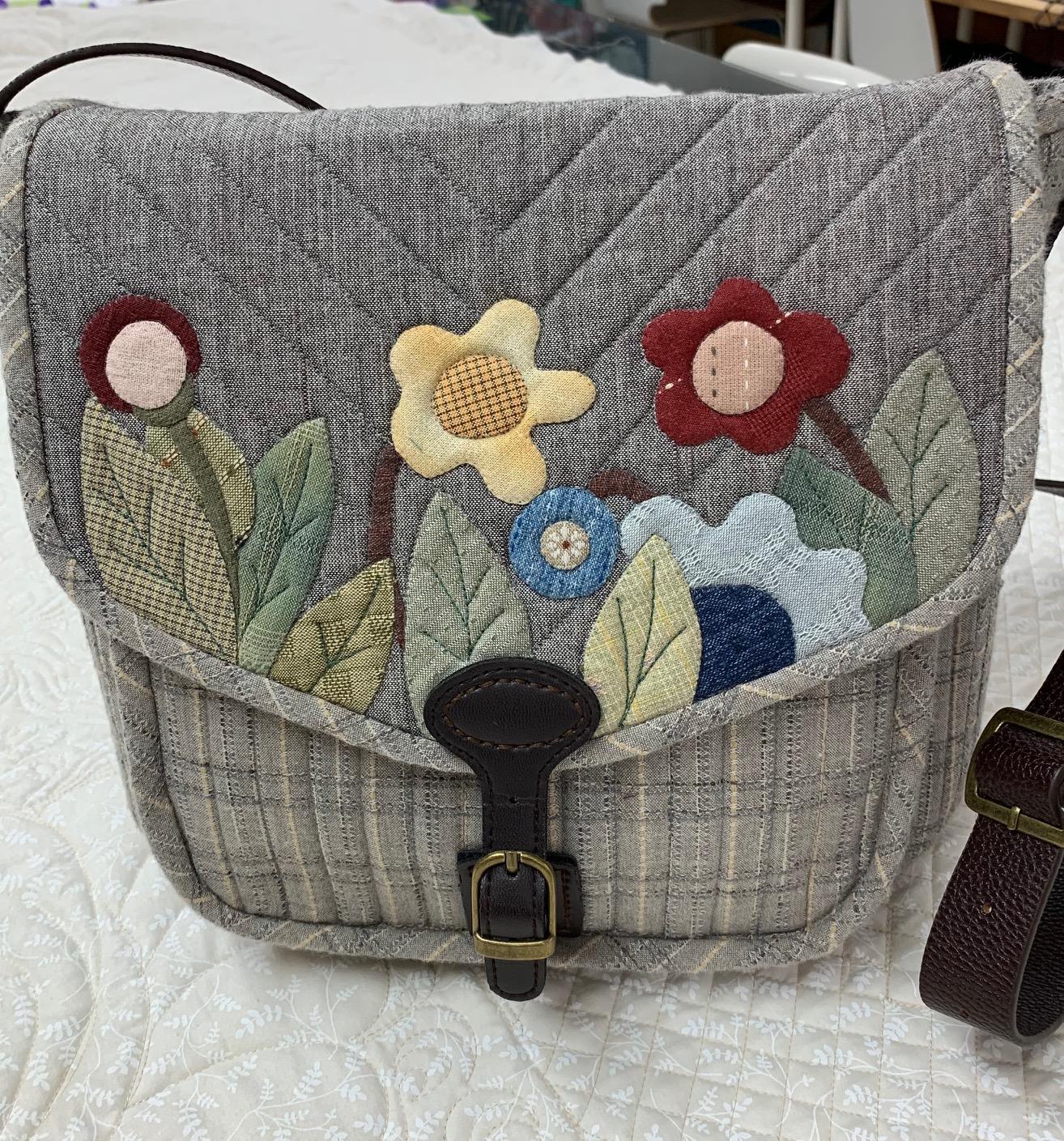 Ritagli d'Arte – Kit Flower Garden 1