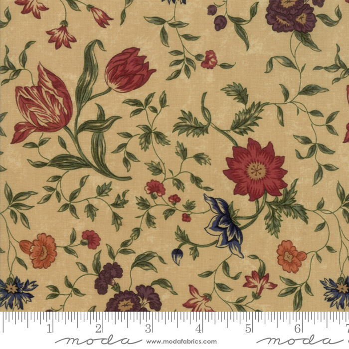 On Meadwlark Pond by Kansas Trouble  – Moda Fabrics  9590-11