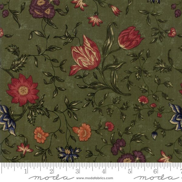 On Meadwlark Pond by Kansas Trouble - Moda Fabrics 9590-15