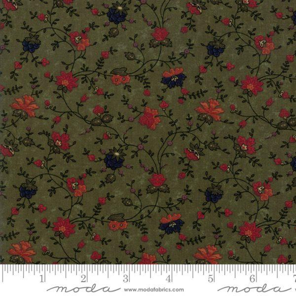 On Meadwlark Pond by Kansas Trouble - Moda Fabrics 9591-15