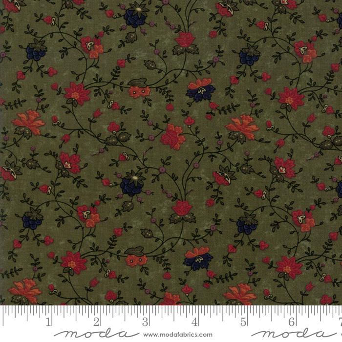 On Meadwlark Pond by Kansas Trouble  – Moda Fabrics  9591-15