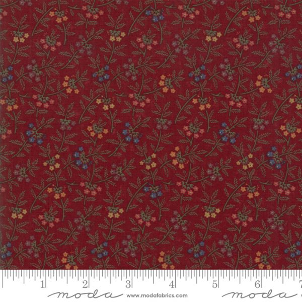On Meadwlark Pond by Kansas Trouble - Moda Fabrics 9592-13