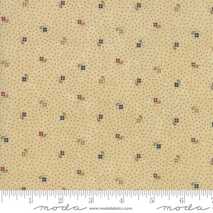 On Meadwlark Pond by Kansas Trouble  – Moda Fabrics  9596-11