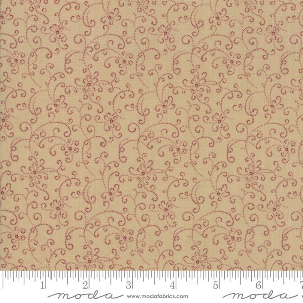 On Meadwlark Pond by Kansas Trouble - Moda Fabrics 9597-11