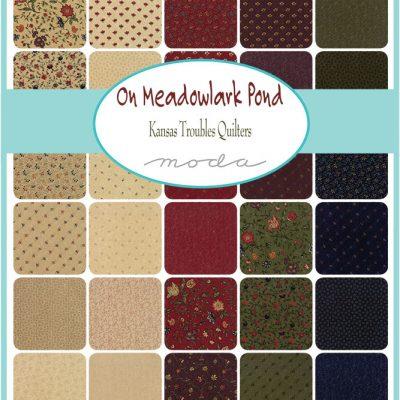 Collezione On Meadowlark Pond by Kansas Trouble - Moda Fabrics