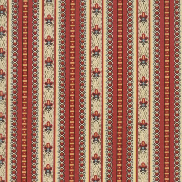 Collezione Susanna's Scraps by Betsy Chutchian - Moda Fabrics 31581-12