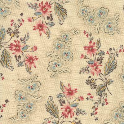 Collezione Susanna's Scraps by Betsy Chutchian - Moda Fabrics 31582-11