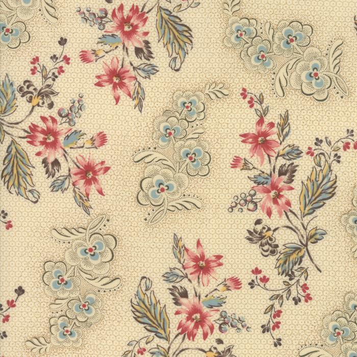 Collezione Susanna's Scraps by Betsy Chutchian – Moda Fabrics 31582-11