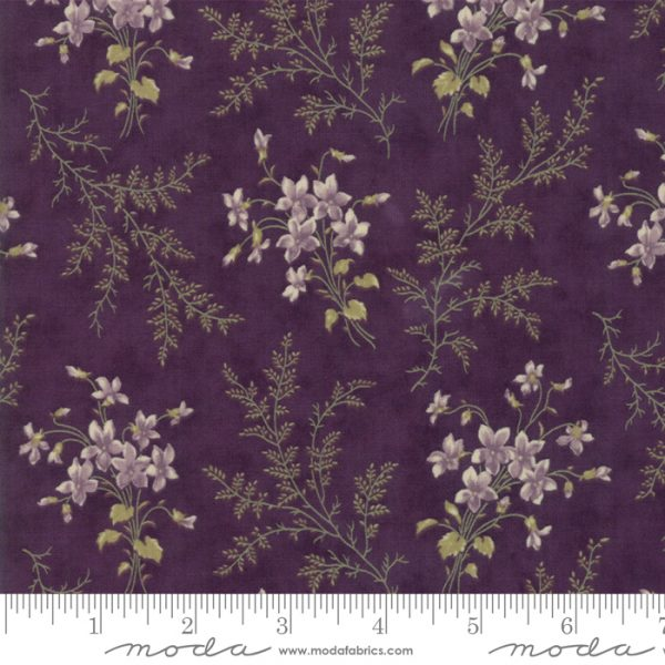 Collezione Sweet Violet by Jan Patek - Moda Fabrics 2221-12