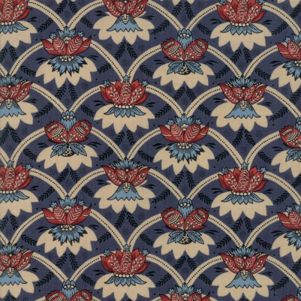 Collezione Vive La France by French General - Moda Fabrics 13832-14