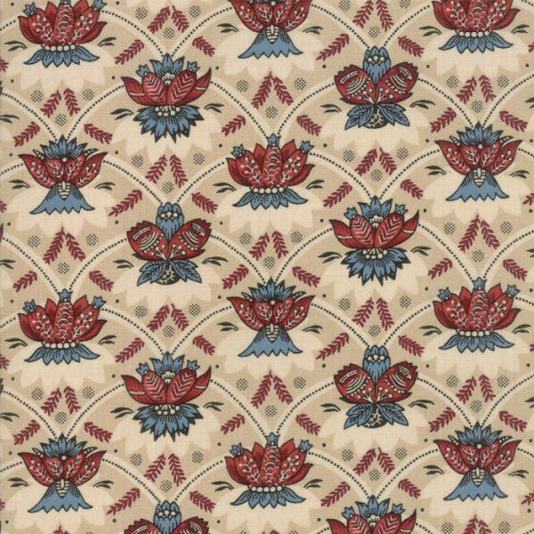 Collezione Vive La France by French General - Moda Fabrics 13832-16
