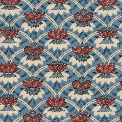 Collezione Vive La France by French General - Moda Fabrics 13832-18