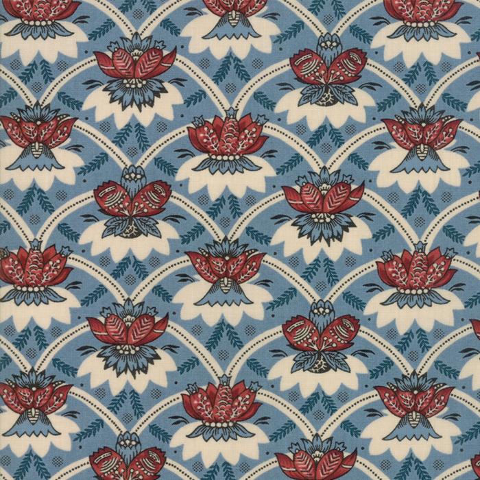 Collezione Vive La France by French General – Moda Fabrics 13832-18