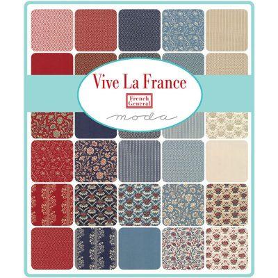 Collezione Vive La France by French General - Moda Fabrics