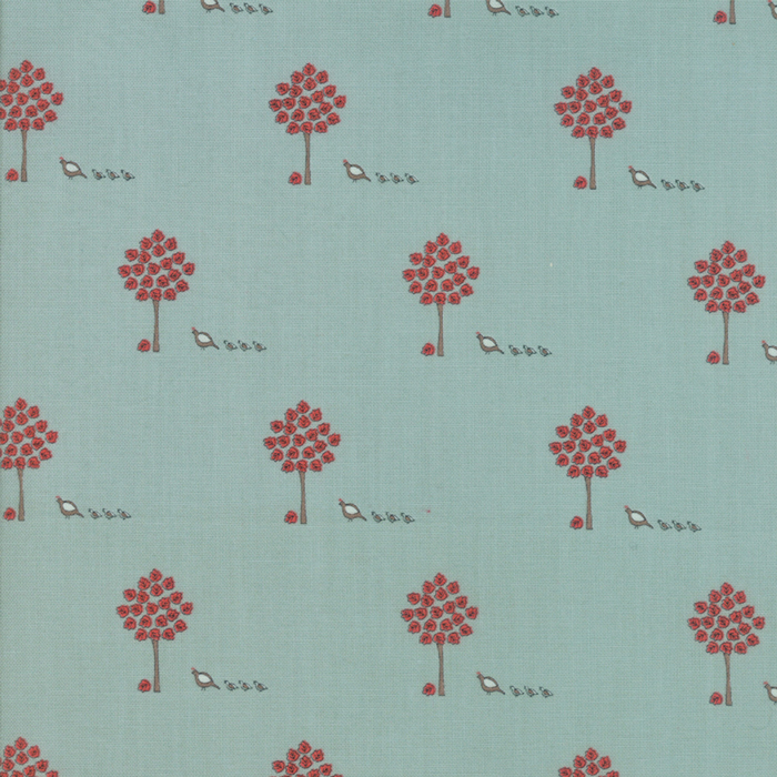 101 Maple Street by Bunny Hill Designs – Moda Fabrics 2930-11