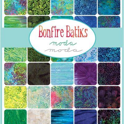 Collezione Bonfire Batiks - Moda Fabrics