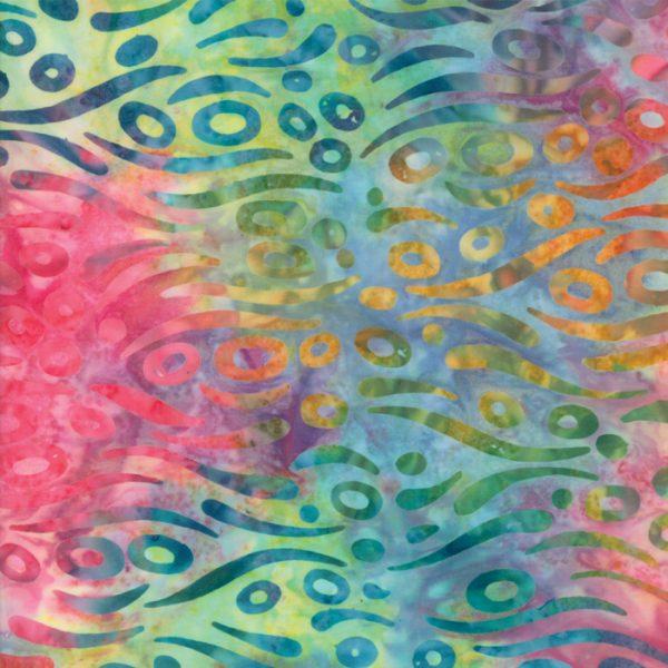 Collezione Bonfire Batiks - Moda Fabrics 4346-27