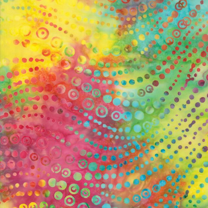 Collezione Carnival Batik Moda Fabrics 4348-17