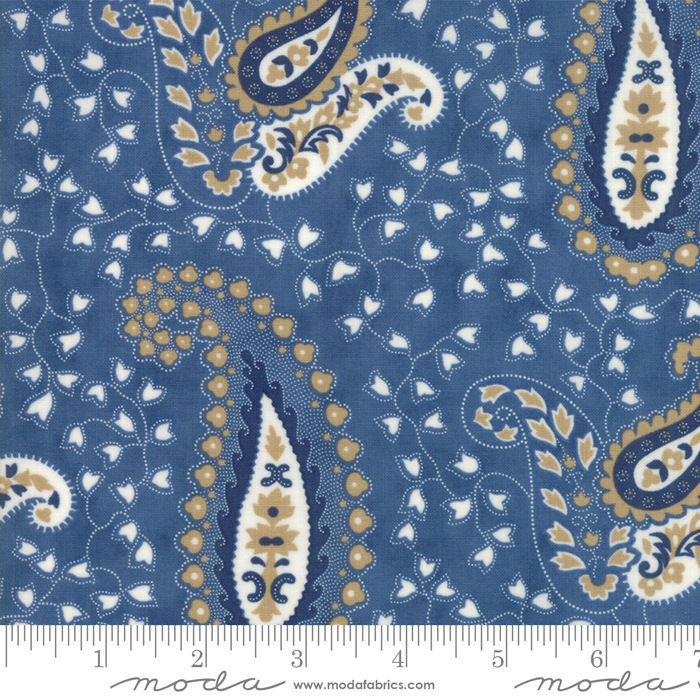 Crystal Lake By Minick & Simpson – Moda Fabrics 14870-11