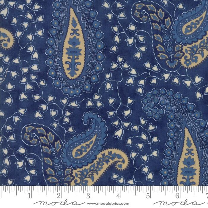 Crystal Lake By Minick & Simpson – Moda Fabrics 14870-12