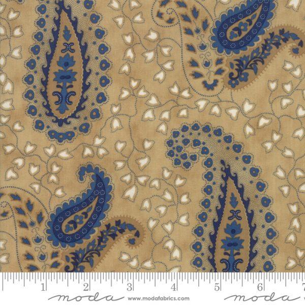 Crystal Lake By Minick & Simpson - Moda Fabrics 14870-16
