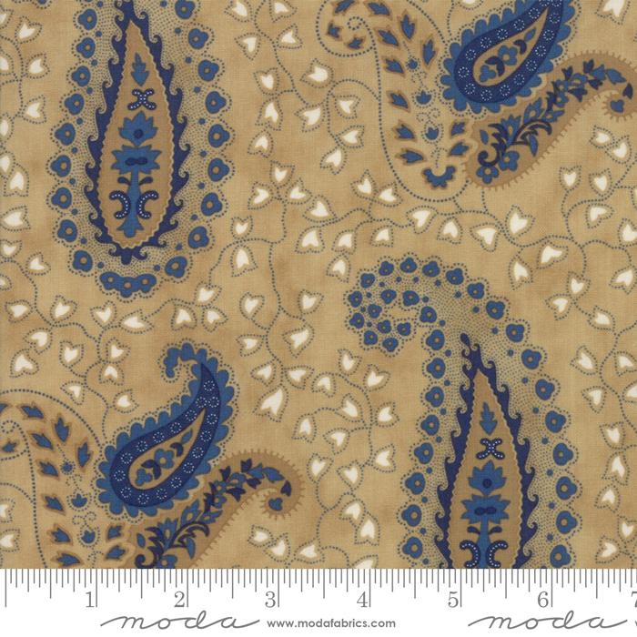 Crystal Lake By Minick & Simpson – Moda Fabrics 14870-16