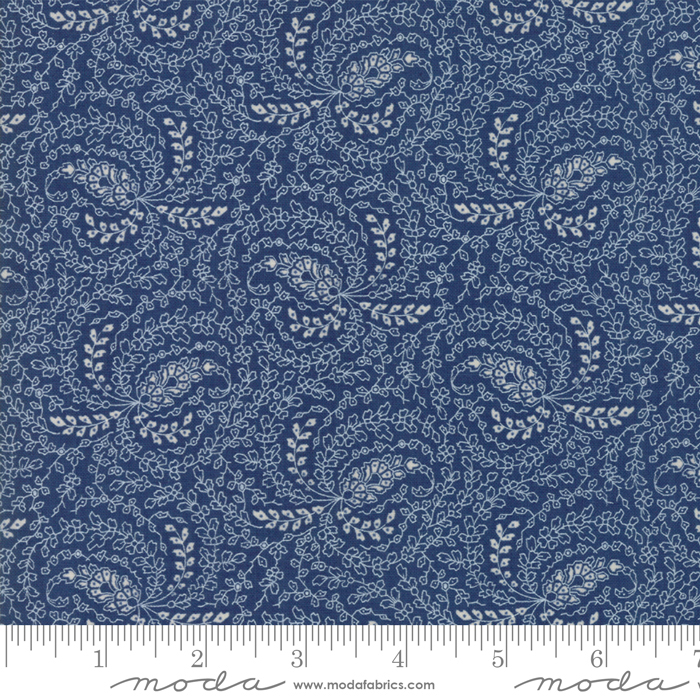 Crystal Lake By Minick & Simpson – Moda Fabrics 14872-12