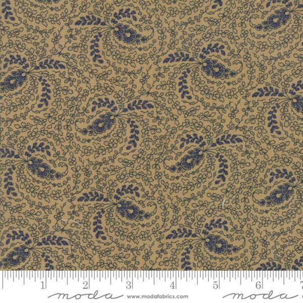 Crystal Lake By Minick & Simpson - Moda Fabrics 14872-16