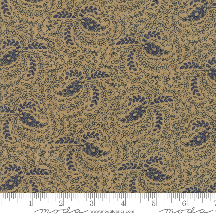 Crystal Lake By Minick & Simpson – Moda Fabrics 14872-16