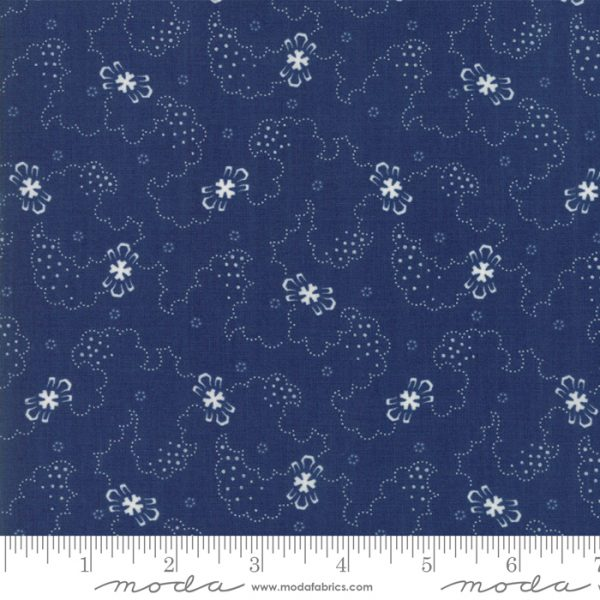 Crystal Lake By Minick & Simpson - Moda Fabrics 14873-12