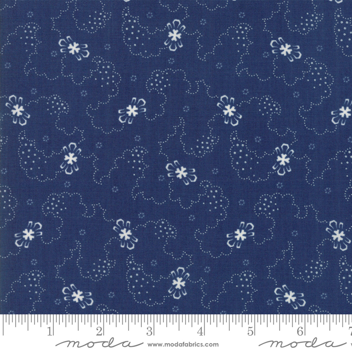 Crystal Lake By Minick & Simpson – Moda Fabrics 14873-12