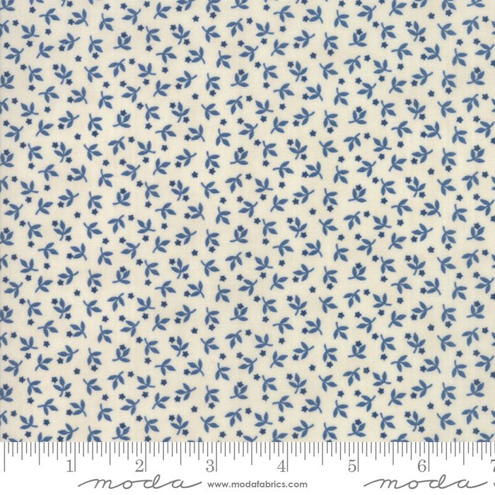 Crystal Lake By Minick & Simpson – Moda Fabrics 14877-14