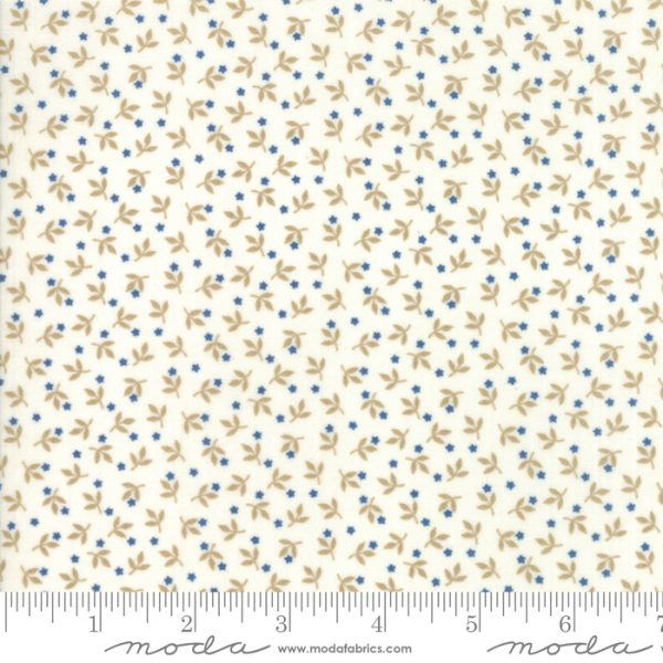 Crystal Lake By Minick & Simpson - Moda Fabrics 14877-15