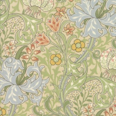 Morris Garden from the V&A archives - Moda Fabrics 7330-11