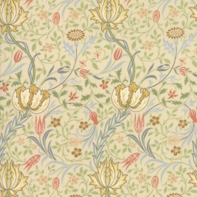 Morris Garden from the V&A archives - Moda Fabrics 7331-11
