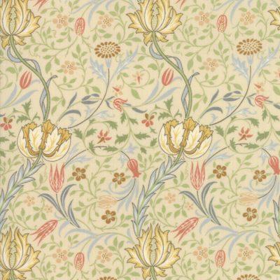 Morris Garden from the V&A archives - Moda Fabrics 7331-11