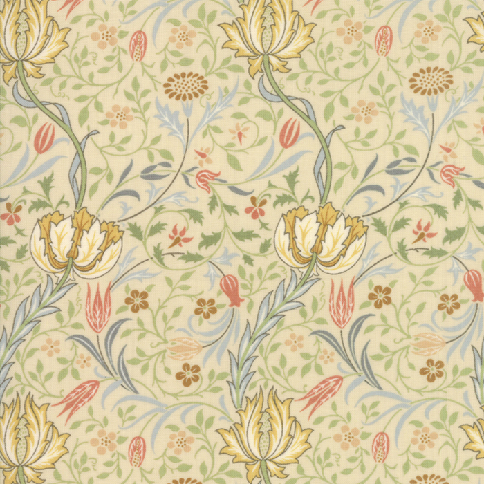 Morris Garden from the V&A archives – Moda Fabrics 7331-11