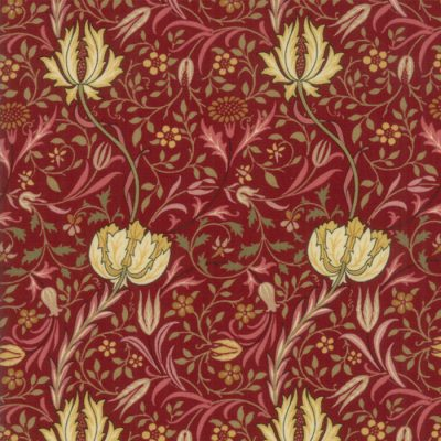 Morris Garden from the V&A archives - Moda Fabrics 7331-13