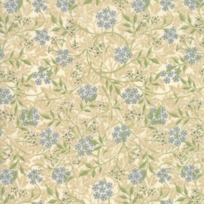 Morris Garden from the V&A archives - Moda Fabrics 7332-11