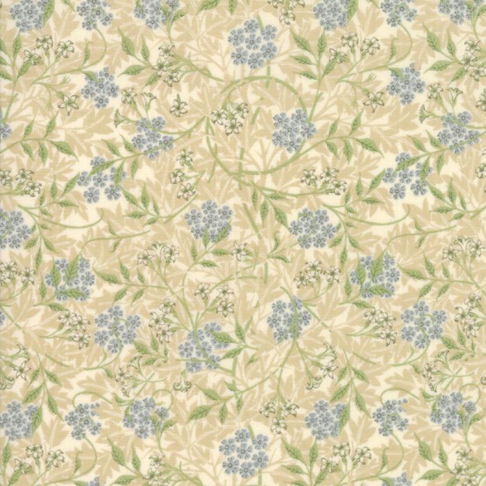 Morris Garden from the V&A archives – Moda Fabrics 7332-11